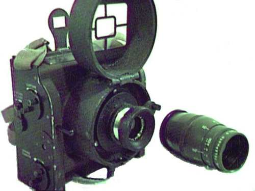 Combat Camera w/ standard and tele lens