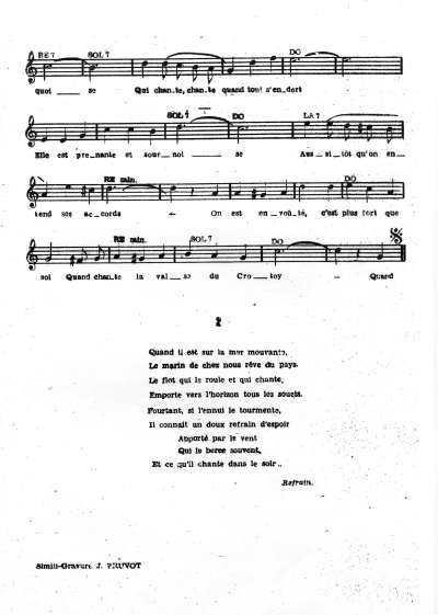 La valse Crotelloise (page 2)